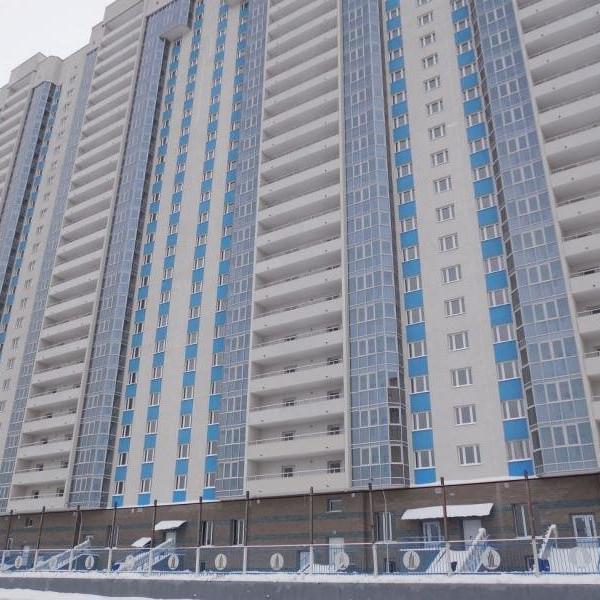 Менделеев,ход строительства январь 2016